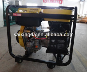 yanmar diesel generator sets 5kw& power volt generator set