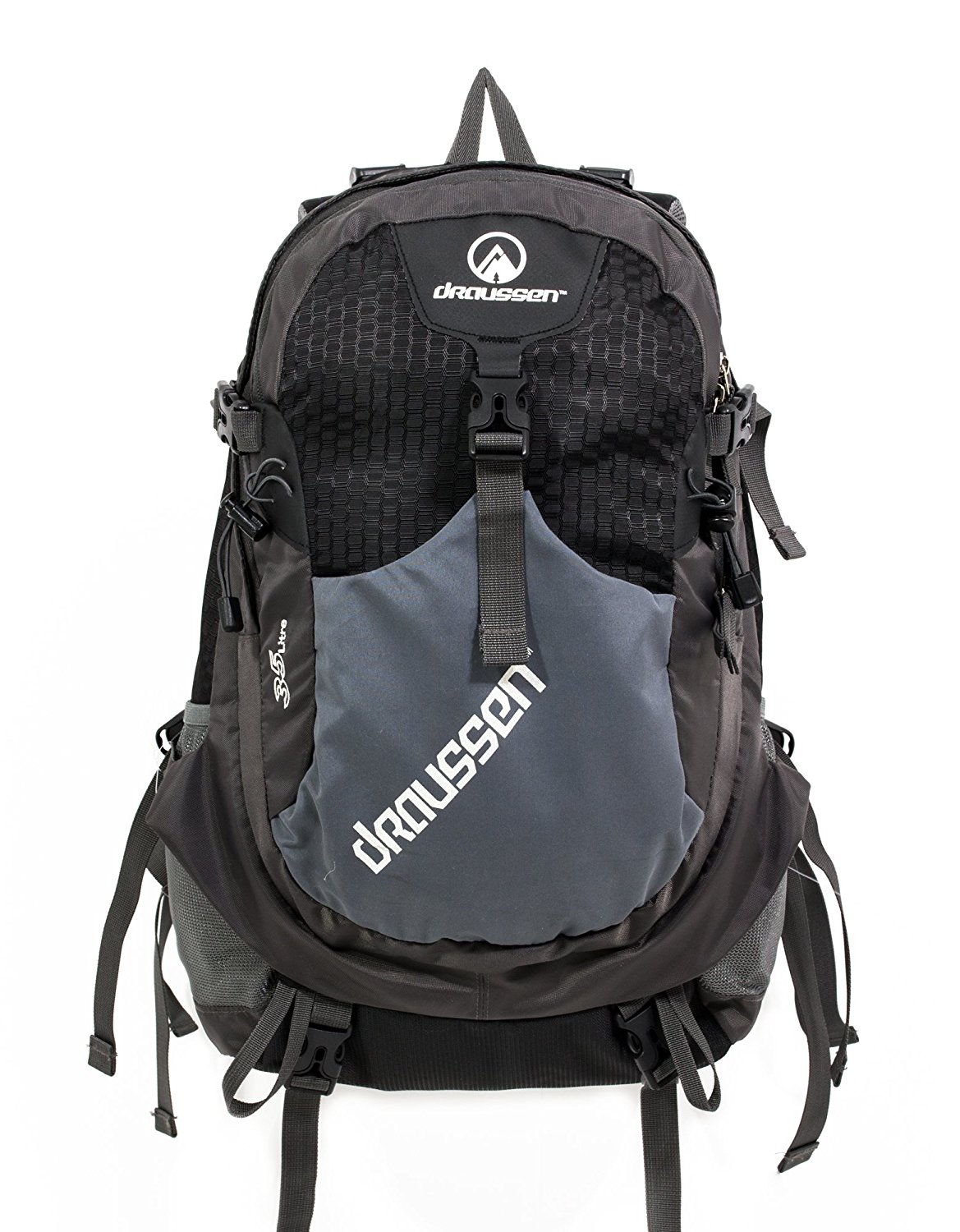 dde533ae3f Get Quotations · Hiking Backpack; Draussen Internal Frame Hiking Backpack  for Hiking; 35 Liter; Great Lightweight