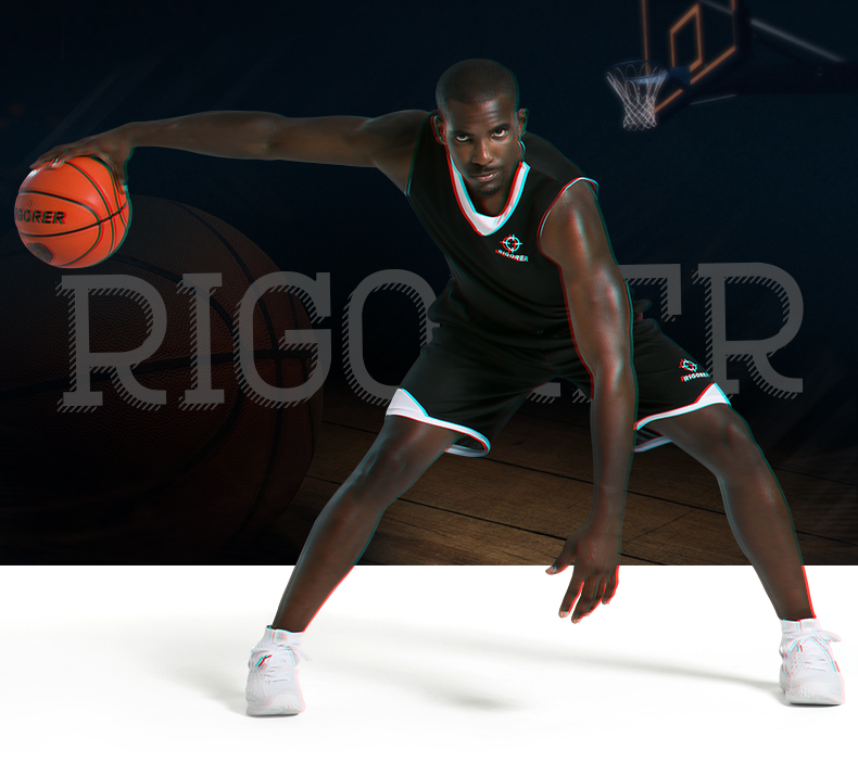 Rigorer latest basketball uniform blue color gray basketball jersey college basketball uniform designs