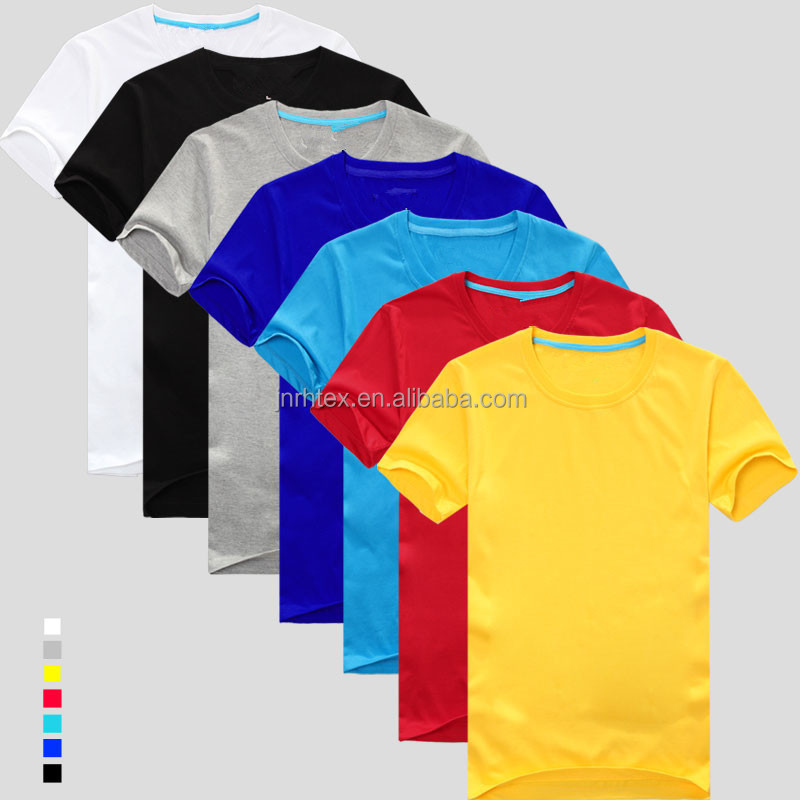 China Supplier Custom Cotton All Over Print T-shirts