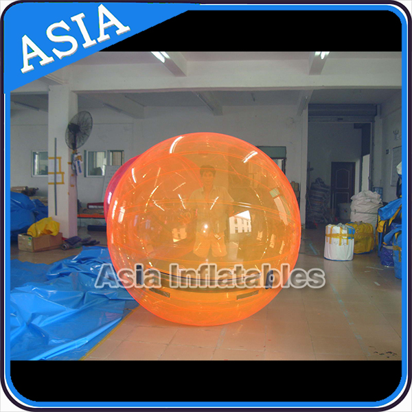 2017 New Inflatable Water Walking Ball for Kids & Adult PVC Material with Strong Ziper for Inflatable Pool Toys in Water Park
