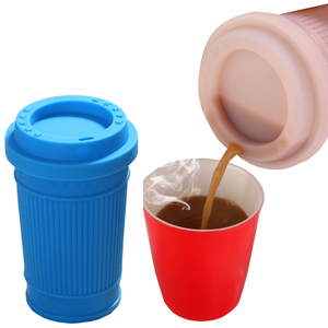 2018 coffee color rose candy soda tea cup 500ml Tumblers , new product travel mug best selling christmas giftware