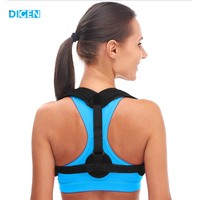 2018 best selling body wellness adjustable vest back support posture corrector with cheap price