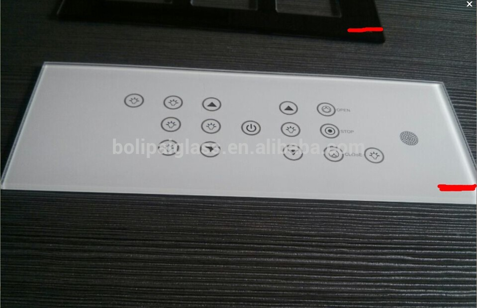 wall socket glass switch panel,light switch glass plates, electrical ...