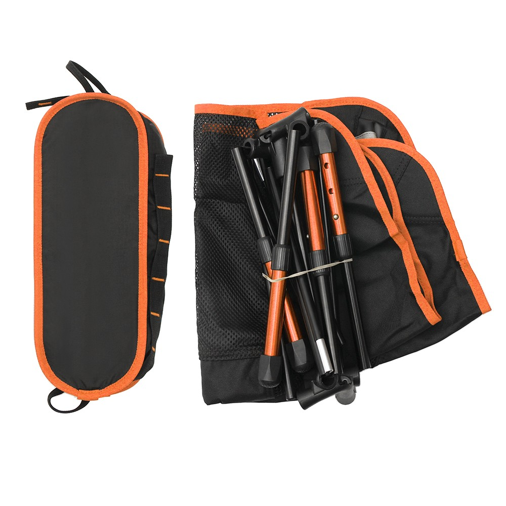 Lixada Portable Ultralight Folding Camping Chair