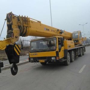 Used XCMG QY50K/QY70K Truck Crane with cheap price/XCMG Truck Crane Max  lifting load 50t,70t,100t crane