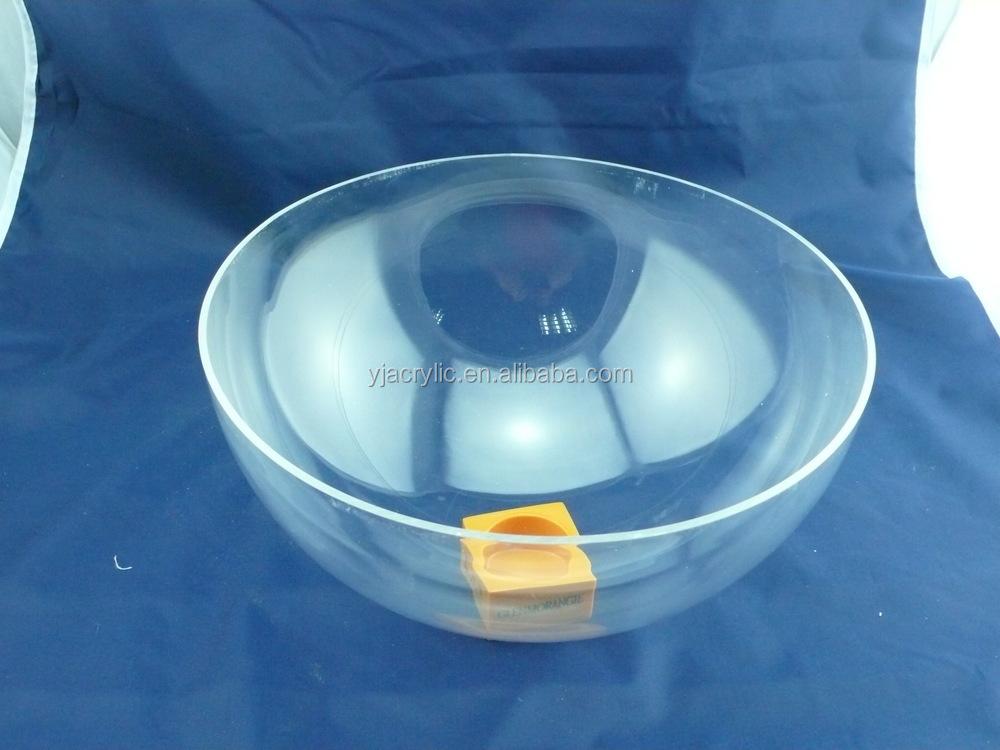 Custom Acrylic Large Plastic Hemisphere Dome Buy Acrylic