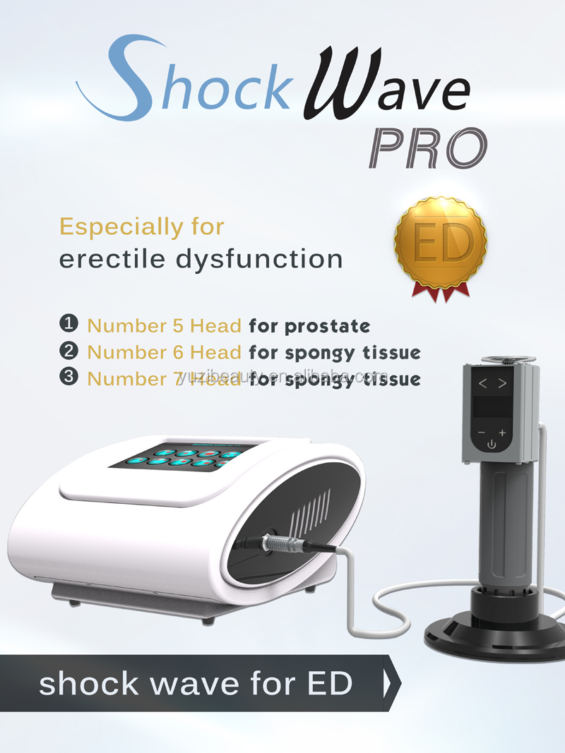 Physical Shock Wave Therapy For Ed Treatment YU-W7