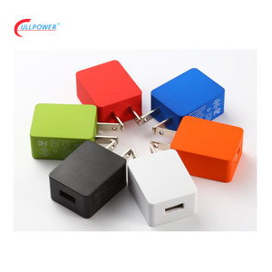 UL CE certified US EU 5V 1A 2A 2.4A Android Wall Mount Plug USB Charger , Smartphone Cell Phone Micro USB Charger
