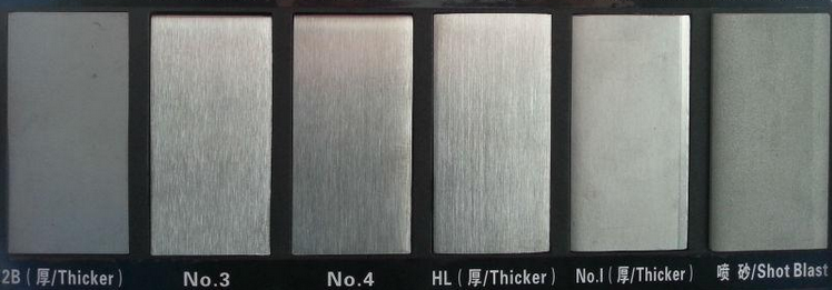 Stainless Steel Sheets 4x8 Plate Hairline Finish 201 304