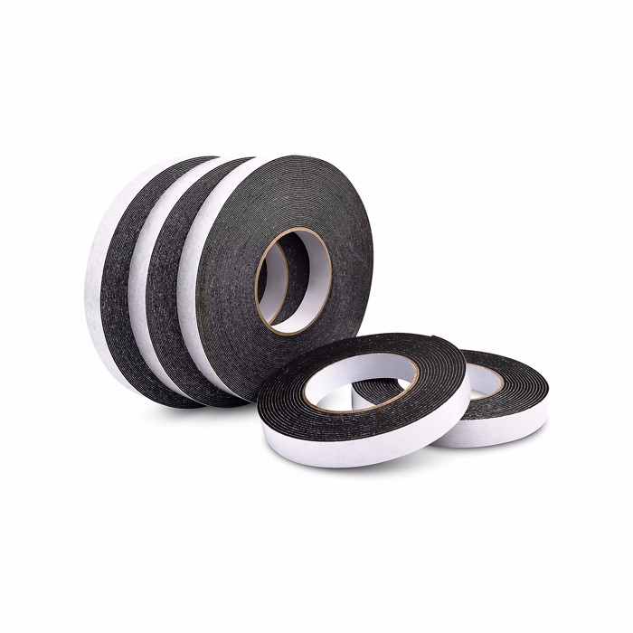 Eva acrylic supply die cut adhesive backed foam tape