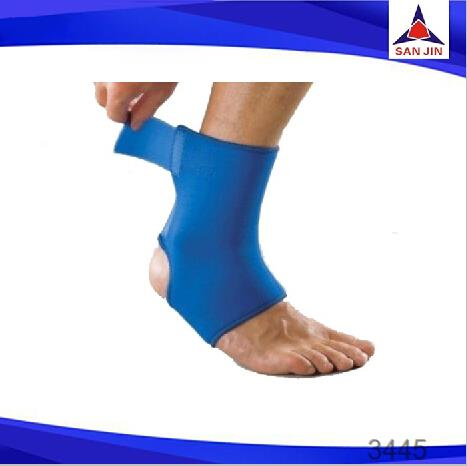 Designed for volleyball basketball cycling sports using ankle socks brace support