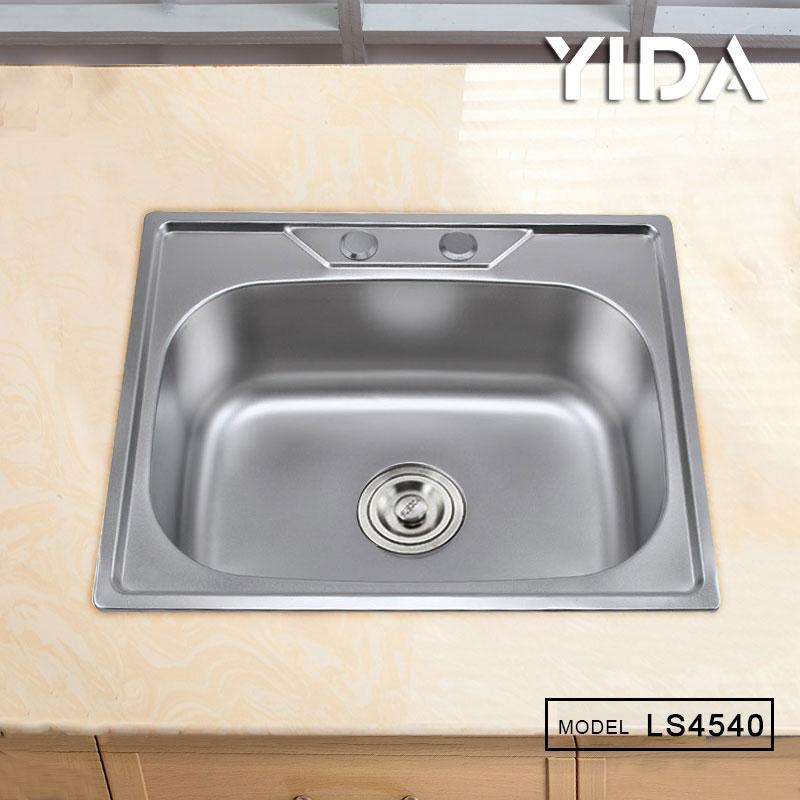 Kitchen Stainless Steel 304 Kitchen Sink Wash Basin Price In Bangladesh -  Buy Kitchen Sink In Bangladesh,Kitchen Sink,Stainless Steel Kitchen Sink ...