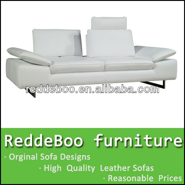 The modern lobby sofa design