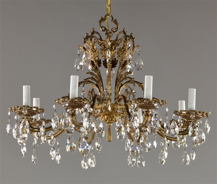 China Br Antique Chandelier