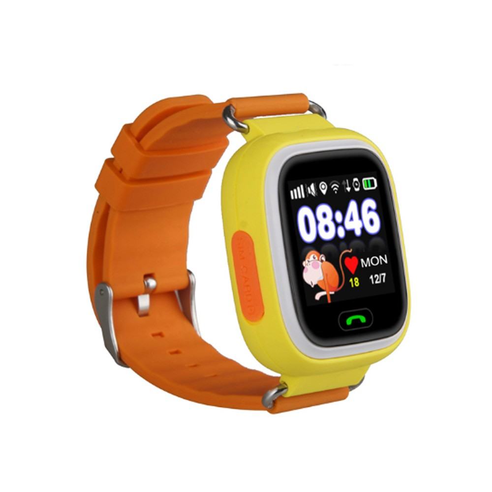 Smart GPS tracker gps kids smart watch q90 fitness activity pedometer watch Q50 Q60 Q80 Q90 Q610 Q100 Q200