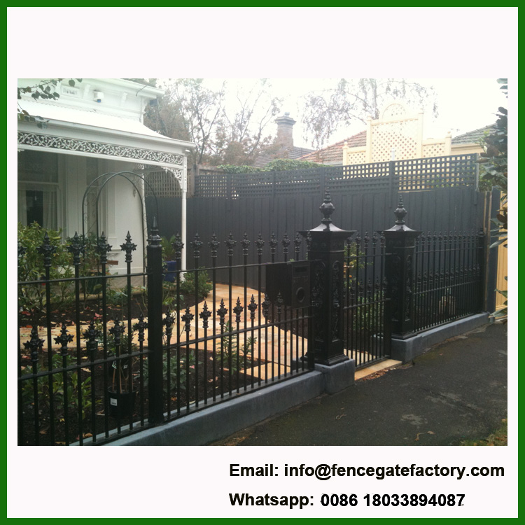 How To Craft A Fence Part - 42: China Craft Iron Fence, China Craft Iron Fence Manufacturers And Suppliers  On Alibaba.com