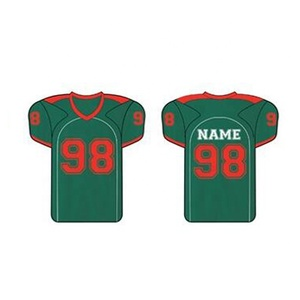 3f9423c4a Customized Sublimation 100% Polyester Boys Youth Team American Football  Jerseys