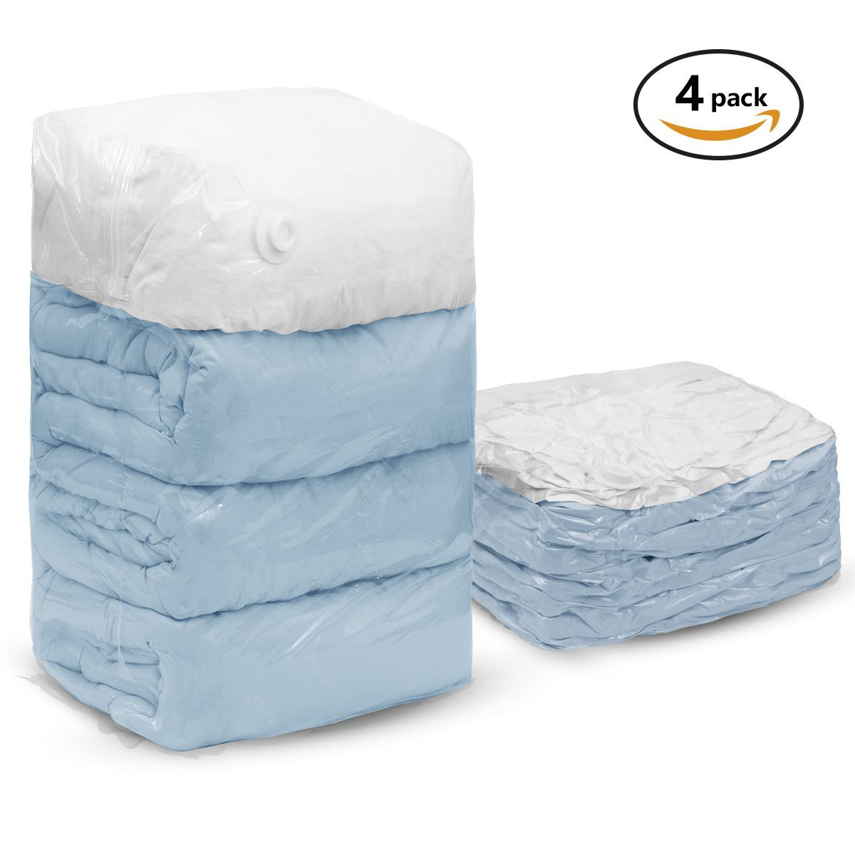 760681bbe2d Get Quotations · TAILI Cube Vacuum Storage Bags Jumbo 31x40x15(Works With  Any Vacuum Cleaner) Extra Large