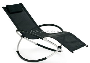 Aluminium Rocking Beach Chair
