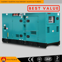 Large Power Soundproof Diesel Generator Price In Philippines 1000kw 1250kva