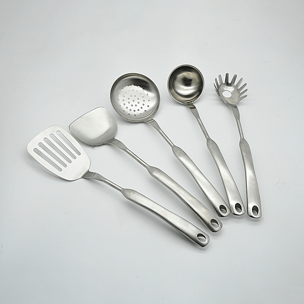Home & Garden Dinnerware Modern Royal 10 Pcs Matte Rainbow Dinnerware Cutlery Set 18/10 Stainless Steel Utensils Steak Knife Forks Scoops Tableware Set Modern Techniques