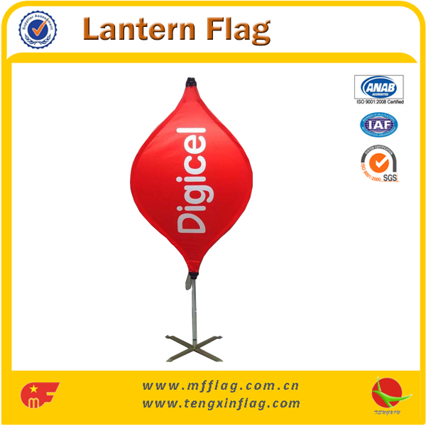 Outdoor Display Printing Lantern Flags