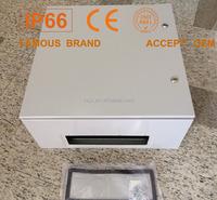 IP66 IP65 JXF JFF waterproof stainless steel metal wall mounted enclosures distribution boxes cabinets