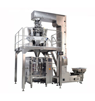 Automatic Vertical Packaging Machine Scale Combination Multihead Weigher Packing Machine