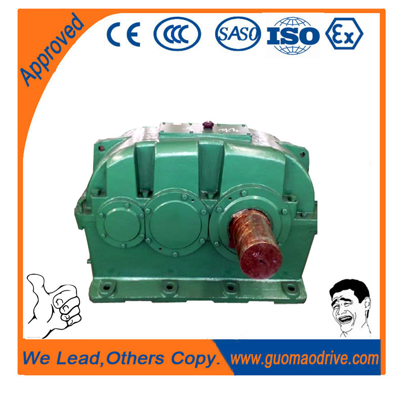 Easy to disassemble and quickly delivery 2 1 ratio gearbox