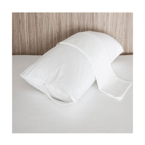 Low price 7D hollow fiber pillow wholesale hotel polyester filling sleeping pillow
