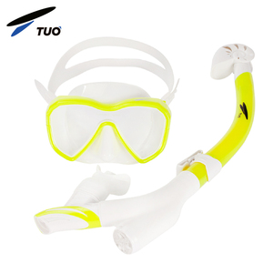 2018 Amazon Hot Sale Children's Mask And Snorkel Set For Snorkeling Gear