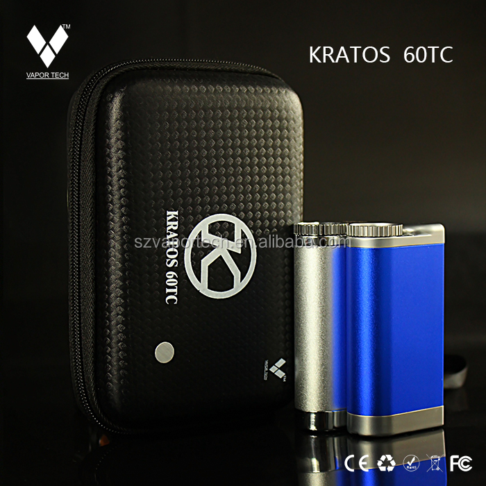2015 Alibaba Express China Trade Assurance Supplier Large Stock New Arrival Electronic Cigarette Kratos 60TC
