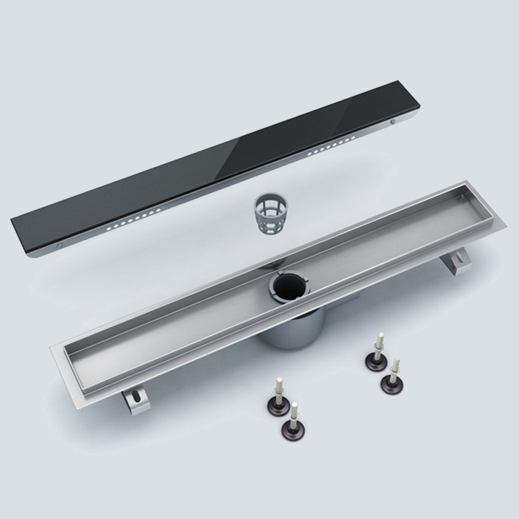 Flat Shower Drain, Flat Shower Drain Suppliers And Manufacturers At  Alibaba.com