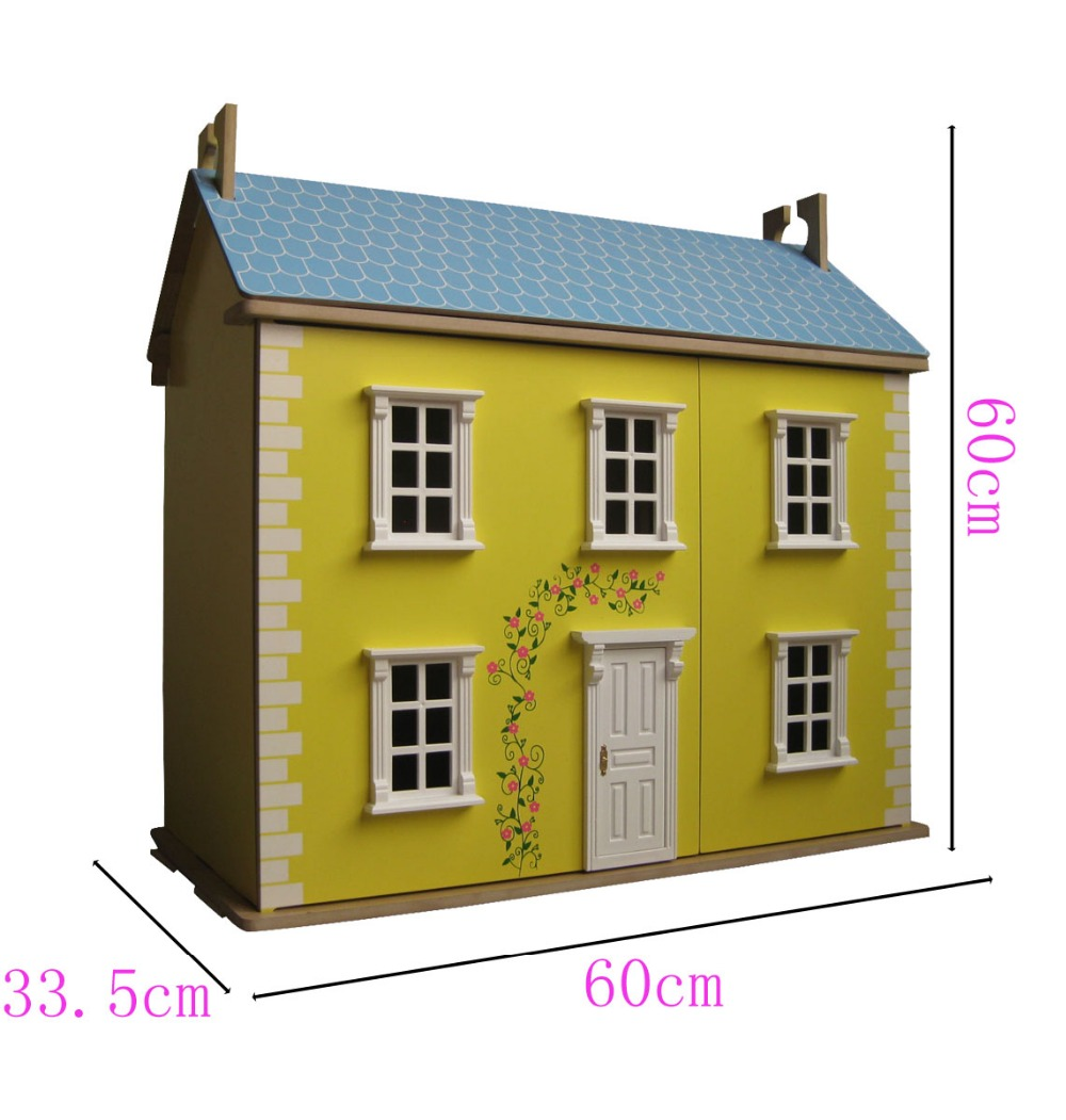 Boarding house plans with two floor and flower wall