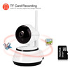 Home Surveillance SD Card Storage Motion Detection HD Wireless Wifi 3G IP Camera