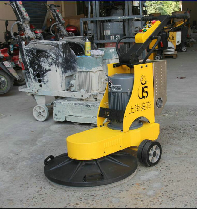 C8 extremely high speed diamond grinding floor polishing machine