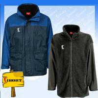 JHDM-3175-2 men's waterproof 3 in 1 jacket outdoor jacket