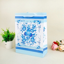 Wholesale bags Birthday party gift bag ideas paper bag packaging