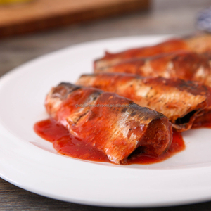 425g canned sardine in tomato sauce oil brine