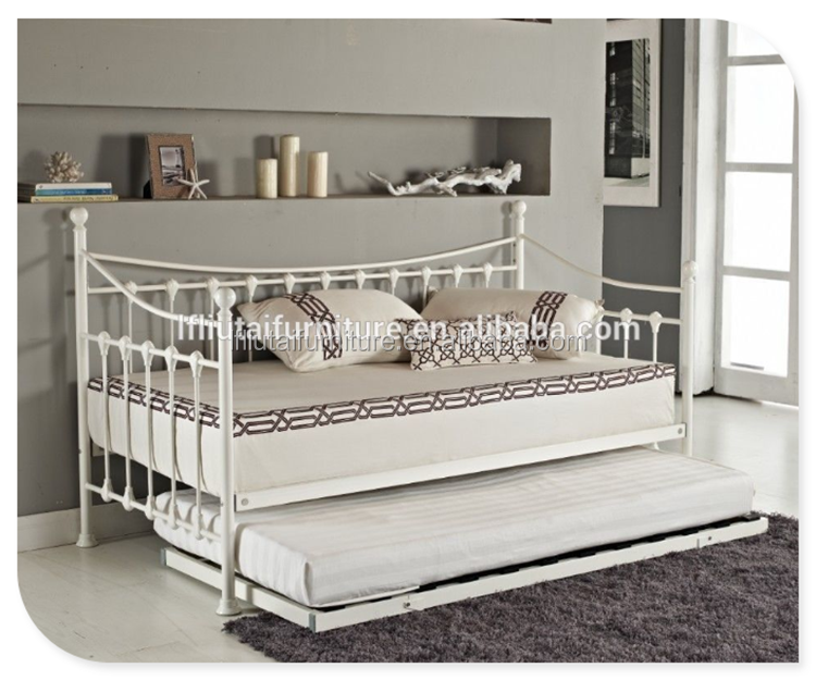 Whole King Single Metal Sofa Bed