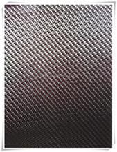 tejido de fibra de carbono x tela cruzada k pantalla gsm para el coche