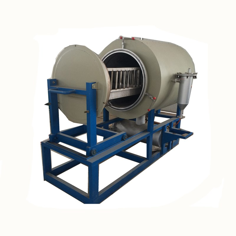 Industrial furnace oven vacuum furnace clean spinning filters