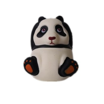 Custom 3D animal shape squishy slow rising memory foam toys for Vent pressure