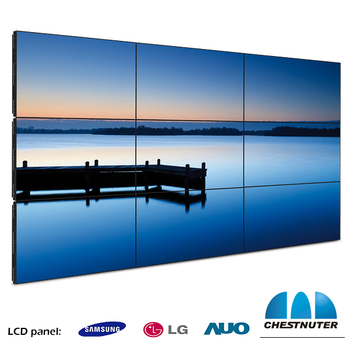 2017 Best Seller Sexy Video Samsung Lcd Screen Wall Price