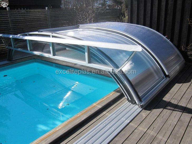 100 Raw Bayer Polycarbonate Hard Plastic Swimming Pool