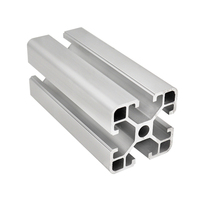 China 6063 t slot aluminium extrusion profile price per kg frame 4040 router machine types of aluminum extrusion