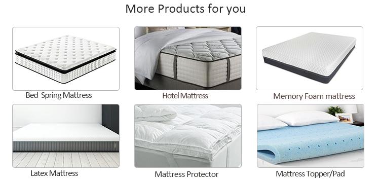 Fuente de la fábrica buen precio plegable colchón para sofá cama