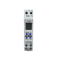AHC808 Programmable Multi-function Digital Time Switch, Mini Mechanical Cyclic Timer