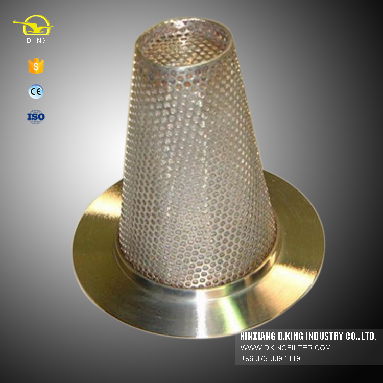 temporary strainer filter